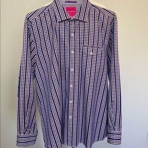 Men's Tommy Bahama Long Sleeve Button up Shirt XL